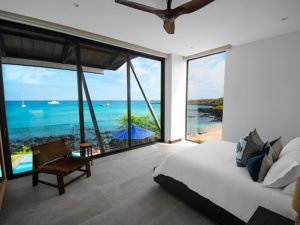 La Pinta House Oceanview Suite