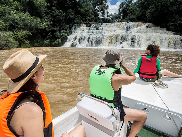 River Tour by Boat