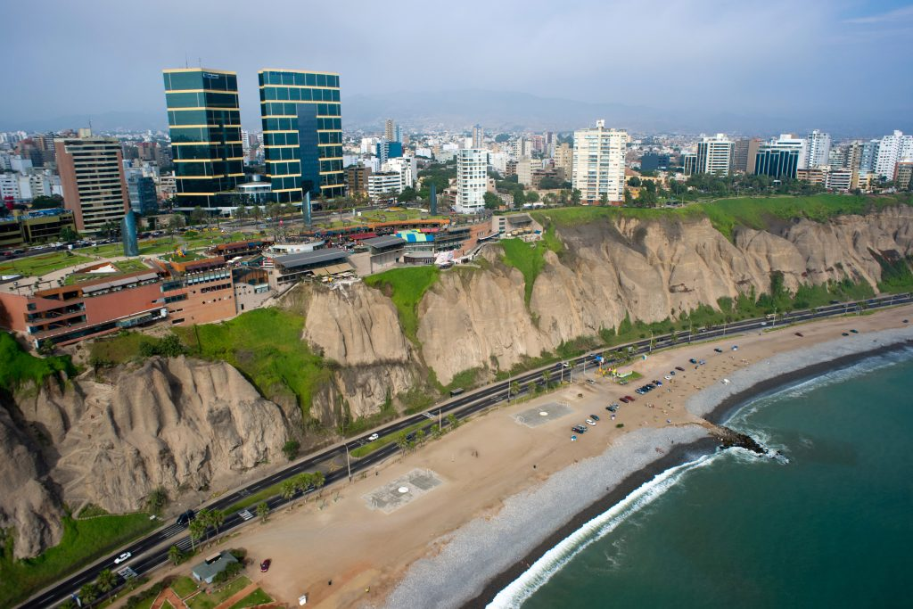 Travel to Peru with Latin Excursions - Miraflores