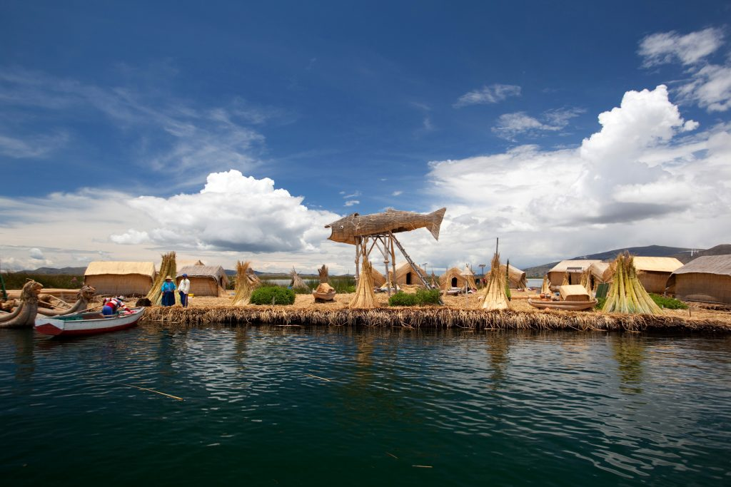 Travel to Peru - Lake Titicaca